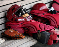 Florida State Posey catching gear 1620 (Andrew Woolley)